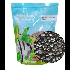 Aqua Range 'Aqua Substrate' Gravel - Black (6mm) 10kg