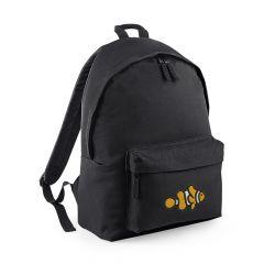 Clownfish Backpack (Urchin Black)