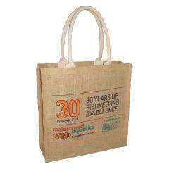 Canvas bag, 30 years Maidenhead Aquatics.