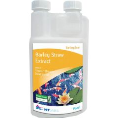 NT labs treatment, for barley straw