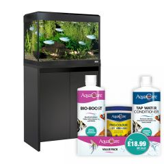 Fishkeeper Fry Roma Black 90