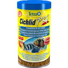 Tetra Cichlid Pro Premium Tropical Flake Food 115g