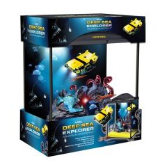 17L starter aquarium, in box- Deep Sea Explorer version