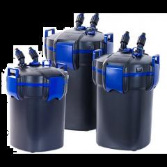 ocean free hydra filtron 1000 1500 1800 cata-pure technology external tank filter