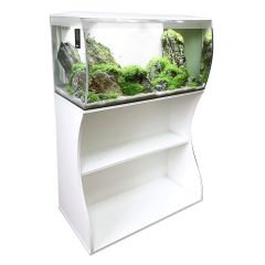 Fluval Flex 123 LED Aquarium and Cabinet Set freshwater fish tank
