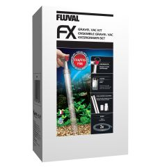 FX gravel cleaner, complete kit.