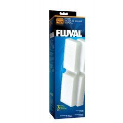 fluval white filter foam in box