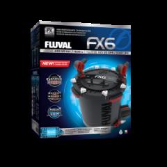 Fluval FX6 canister filter.