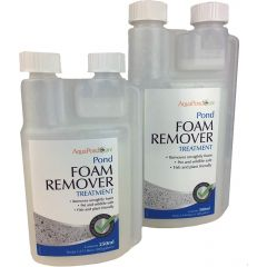 AquaPond Care Foam Remover Water Treatment