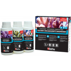 Red Sea Reef Foundation Complete Supplement Starter Pack