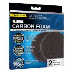 carbon FX5/6 filter pads.