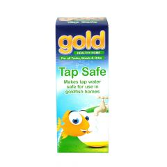 Tap safe for goldfish, 100ml in Box.