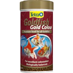 Tetra Goldfish Gold Colour 250ml