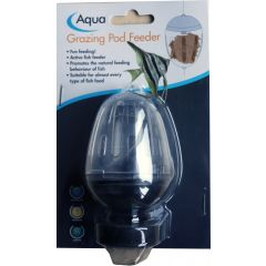 feeding pod for inside aquarium- AquaManta
