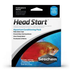 Seachem Headstart Water Conditioner Pack