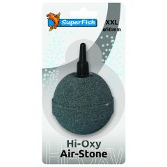 Superfish XXL 50mm black round airstone