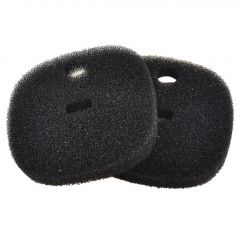 Ocean Free Hydra Filteron Black Wool for Filtron, 2 pieces