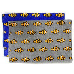 Clownfish Clothing Decorative Aquarium Towel