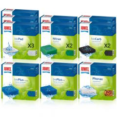 Juwel BioFlow X Large 8.0 Quarterly Replacement Filter Service Pack