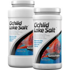 Seachem Cichlid Lake Salt Environment replicator