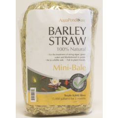 packet of Barley straw, for Ponds