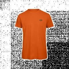 mens, t-shirt, orange