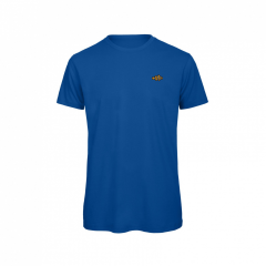 men's, blue, t-shirt