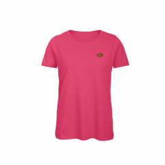 pink, ladies, t-shirt