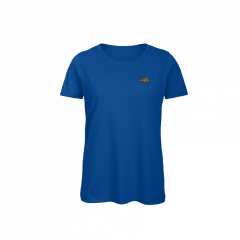ladies, blue, t-shirt