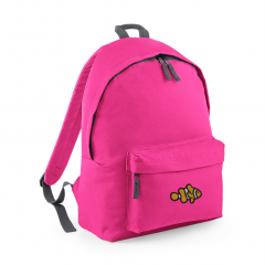 Fashion Backpack Coral Pink