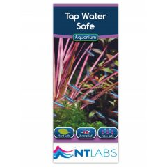 NT Labs Aquarium Tap Water Safe Water Treatment Box