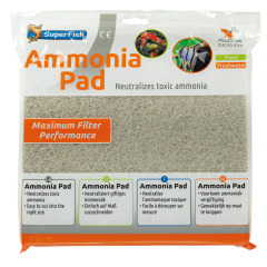 Superfish Ammonia Pad 45x25cm