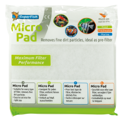 Superfish Micro Pad 45x25cm