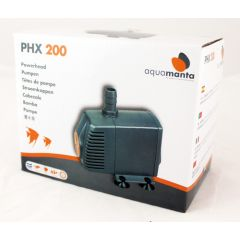 AquaManta PHX Replacement filter head
