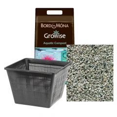Pond Planting Pack - For 5 Plant Plugs