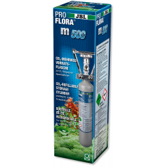 JBL ProFlora m500 Refillable CO2 Canister 500g