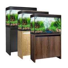 Fluval Roma 125 LED Aquarium and Cabinet Set