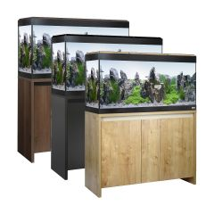 Fluval Roma 200 LED Aquarium and Cabinet Set