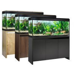 Fluval Roma 240 LED Aquarium and Cabinet Set