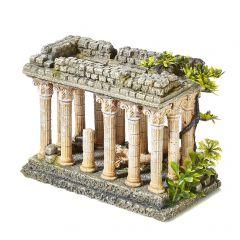 Aquarium Ornament. Roman ruins.
