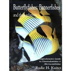 TMC Hardback Book Butterflyfish and Bannerfish