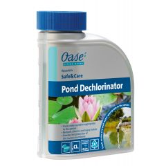 Oase AquaActiv Safe&Care Pond Dechlorinator (500ml)