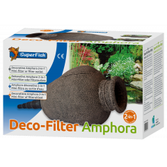 SuperFish Deco Filter - Amphora