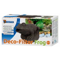 SuperFish Deco Filter - Frog