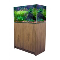 Aqua Planta 900 Freshwater Aquarium-Hickory