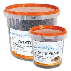 Evolution Aqua Silkworm