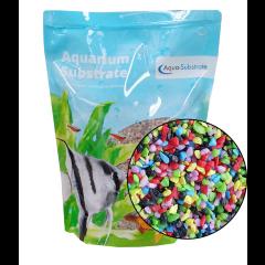 Aqua Range 'Aqua-Substrate' Gravel - Spectrum 2kg