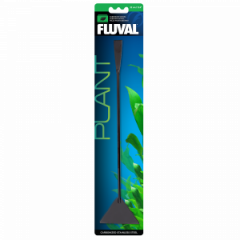 Fluval, substrate shovel. Black.