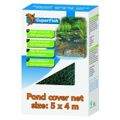 Superfish Pond Cover Net 12 pins 