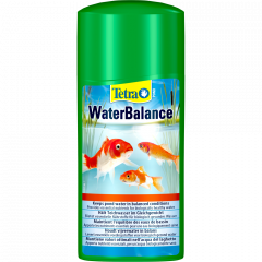 Pond Water balance.  tube.